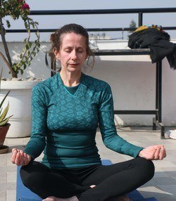 Student at Nepal Yoga Institute - Yoga In Nepal | Yoga Teacher Training in Nepal