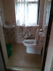 Attach Bathroom for Accomodation