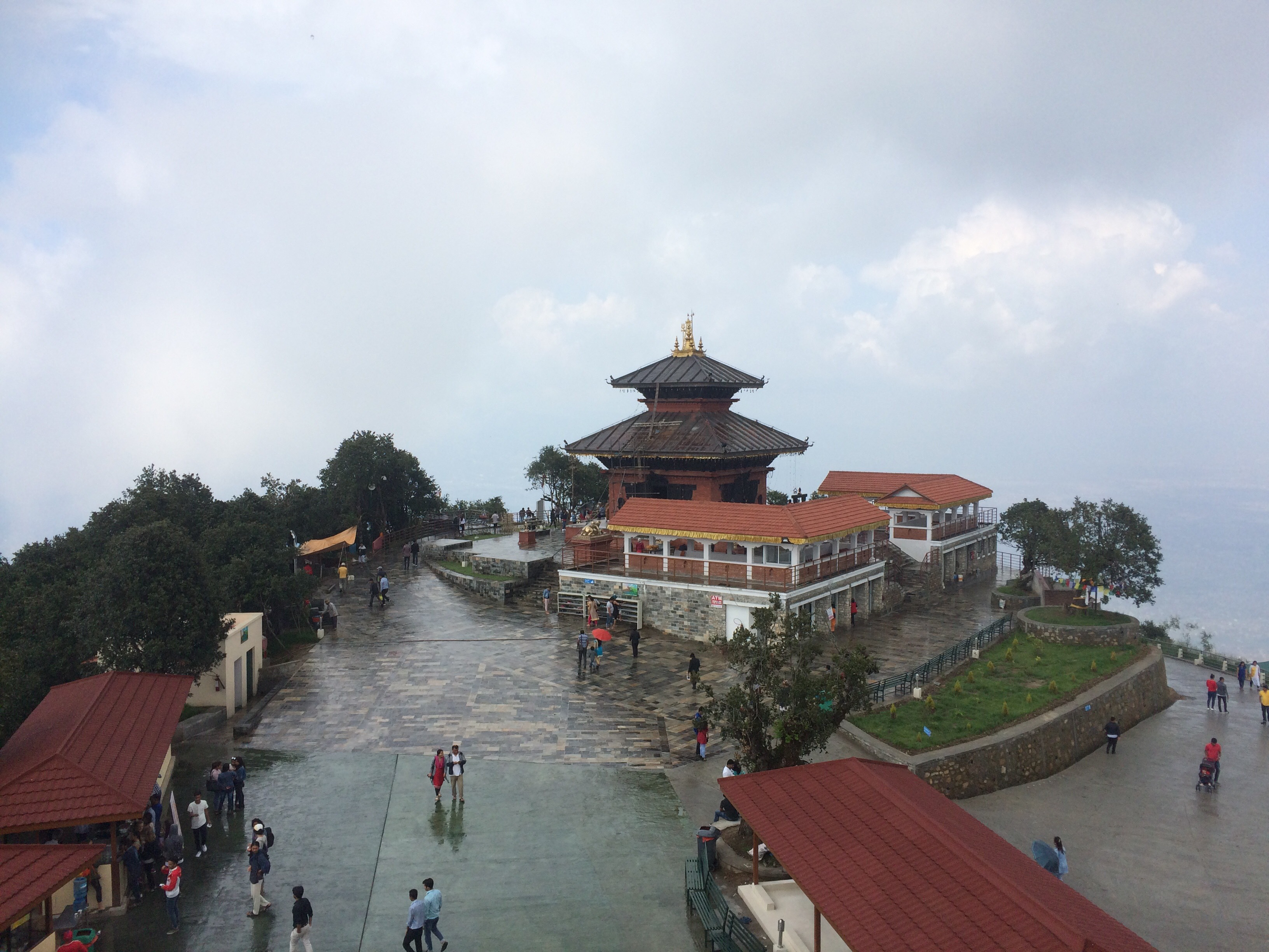 Chandragiri Temple