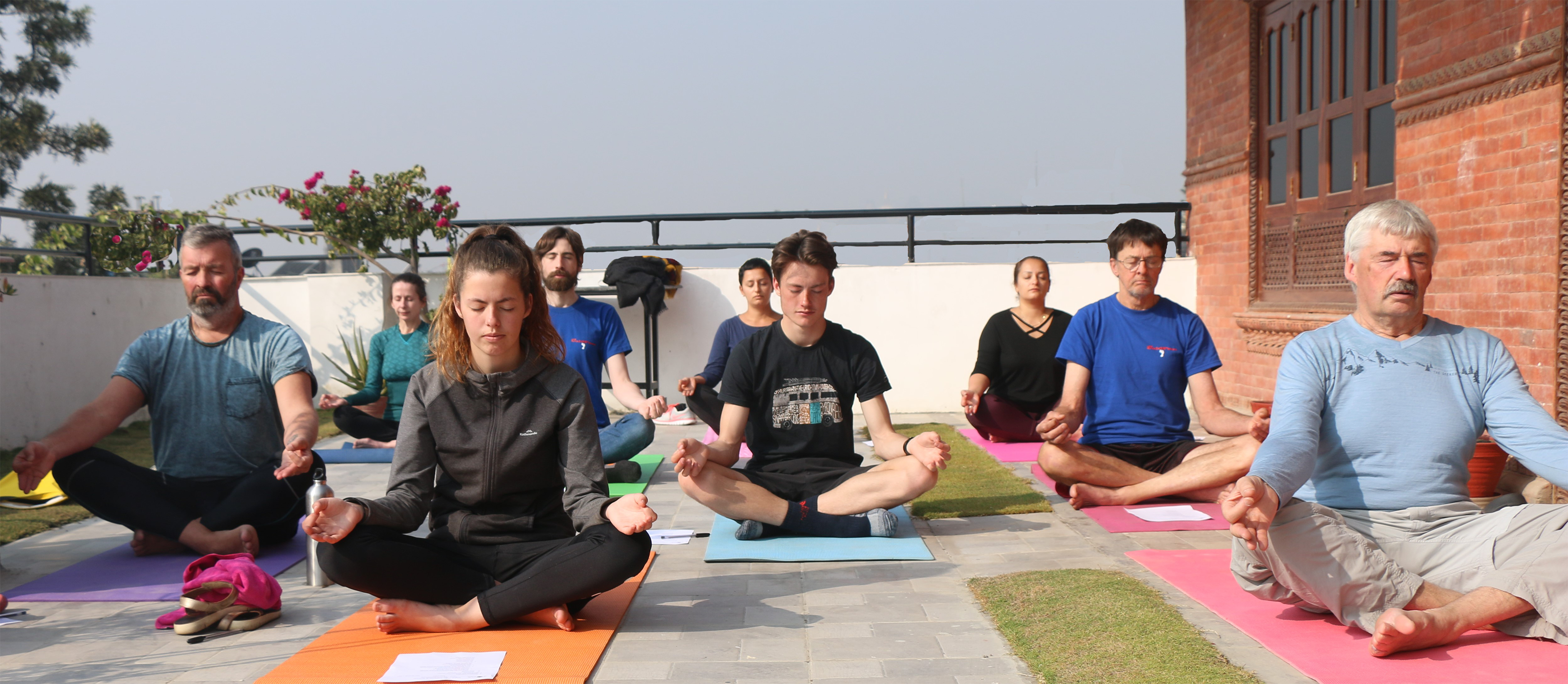 Yoga In Nepal | Yoga Teacher Training in Nepal