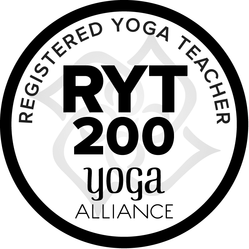 Registered Yoga Teacher of Yoga Alliance USA (RYT-200)